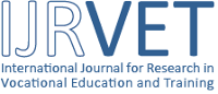 Logo International Journal for Research in Vocational Education and Training