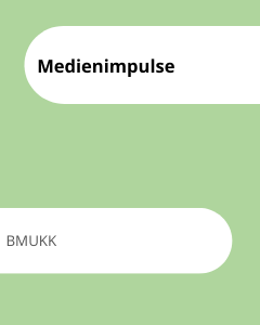 Cover Medienimpulse